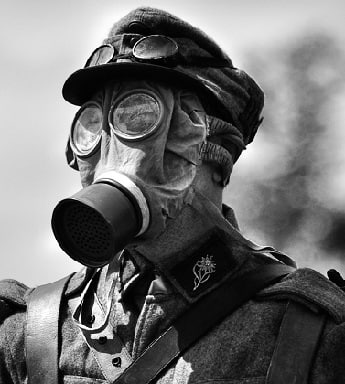 World War One Gas Mask
