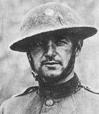 World War 1 Soldier